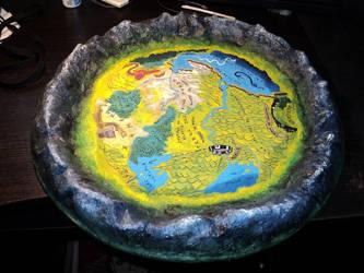 Dice plate - Sorcery ! - 1 by AlanusRex