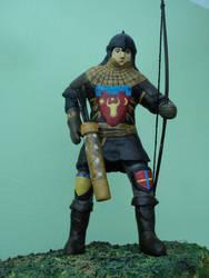 Moldavian heavy archer 1 by AlanusRex
