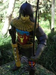 Moldavian heavy archer 2 by AlanusRex