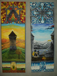 Toamna si Iarna / Autumn and Winter by AlanusRex