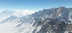 Alpine Morning by Hst-77