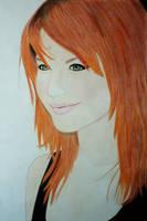 Hayley Williams by chemaxRUS