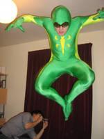 Reptilian Leap by Silverback1