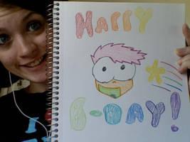 Jay-Jay Happy B-day by neul1690