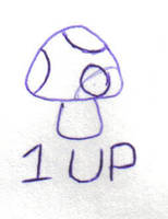1 UP by neul1690