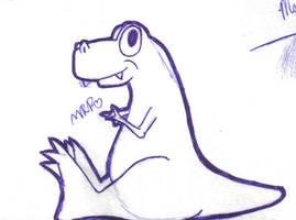 Dino CUTE by neul1690