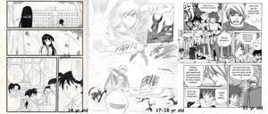 Growth-Manga Original by mayshing