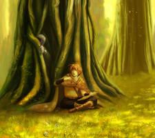 Forest Visitor v3 by mayshing