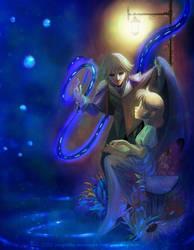 Sorcerer's Apprentice by mayshing