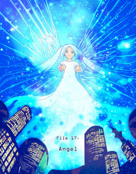 Edepth file: Angel by mayshing
