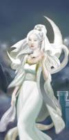 Moon goddess by mayshing