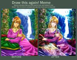 Do this again meme by mayshing