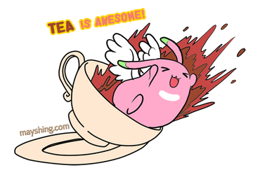 Tea is awesome by mayshing