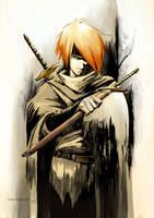 Swordsman by mayshing