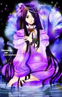 Princess Iris wip by mayshing