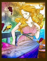 The goddess by mayshing