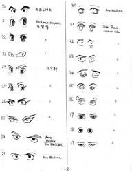 animeEyes 20-39 by mayshing