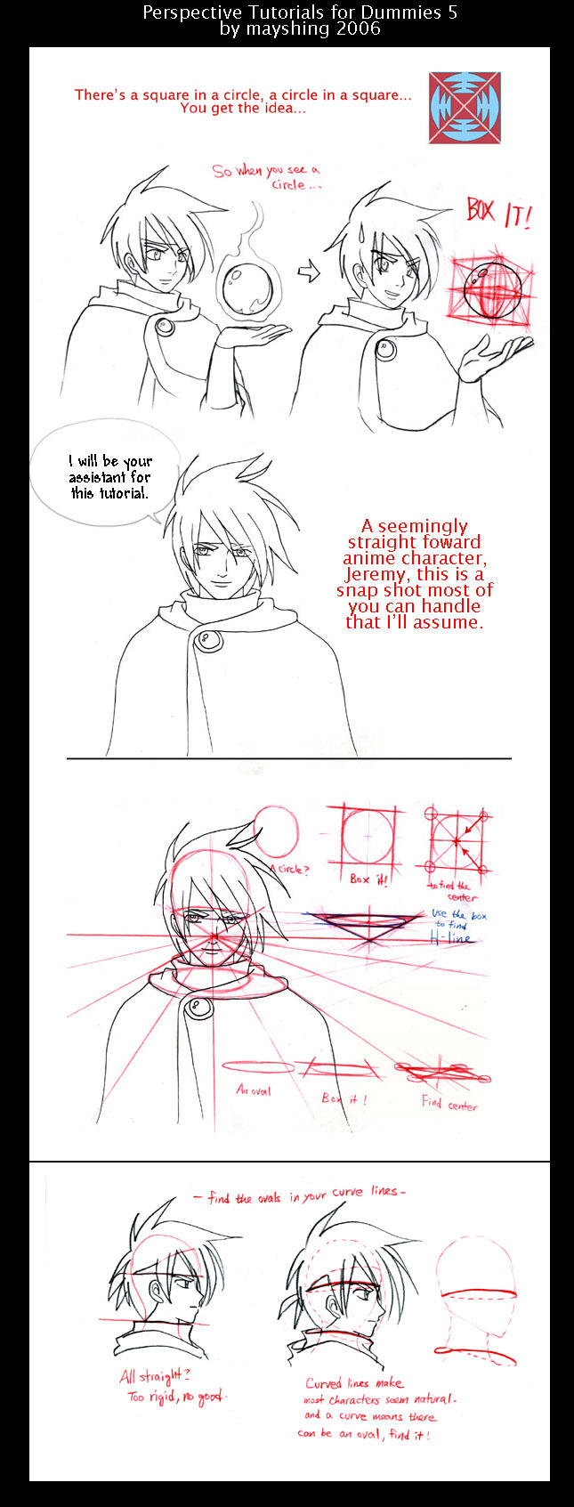 Perspective for dummies 4 by mayshing