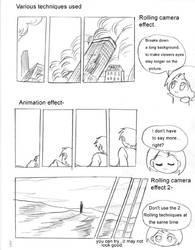 Making Manga 3 by mayshing