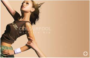 Catch Me - Ayumi Hamasaki by Colourfool