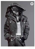 Aaliyah - BW by Colourfool