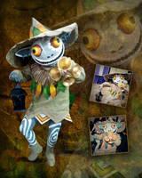 Skull Kid by TokiFactory