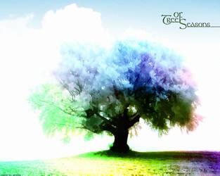 Season Tree by Xa0tiK