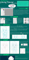 Coloring Tutorial and Sai Tips by DyMaraway