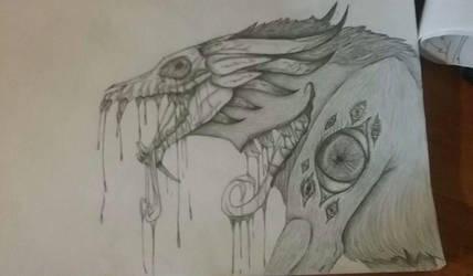 The Ever Evolving Skullbeast by XxTwilightCryxX