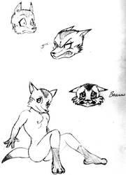 Critter emotions by RollingEye