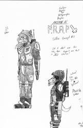 FRAP Soldier II by RollingEye