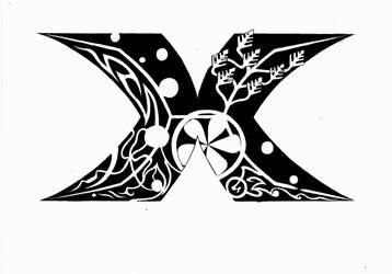 x by psyjedi