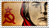 mother Russia stamp by sparkpenguin