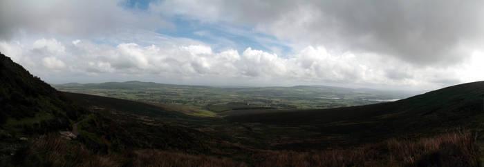 Wicklow hills by lau1