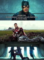 Captain America Civil War by Darkslayer092
