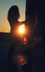 When The Sun Goes Down by xSiana182x