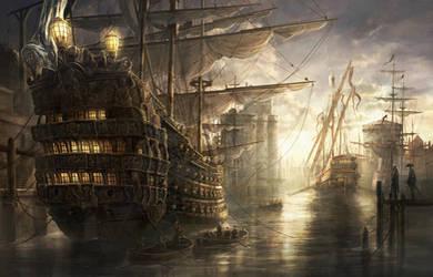 La Rochelle by RadoJavor