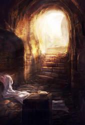 The Tomb by RadoJavor