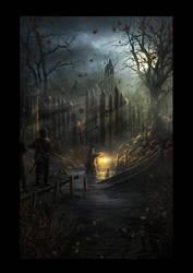 Lost Colony by RadoJavor