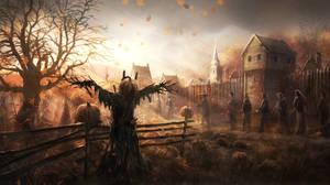 Salem by RadoJavor