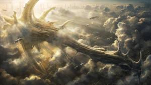 Ancient Spaceship by RadoJavor