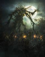 the guardian by RadoJavor