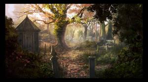 The forgotten garden by RadoJavor