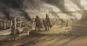Battle of Carthage III by RadoJavor