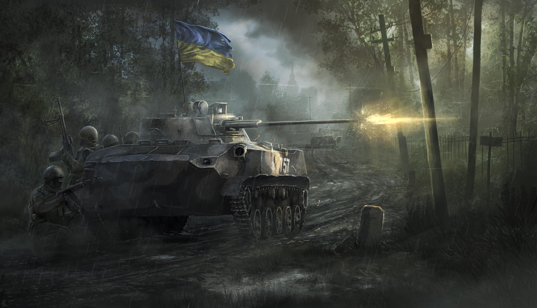 Spring In Ukraine by RadoJavor