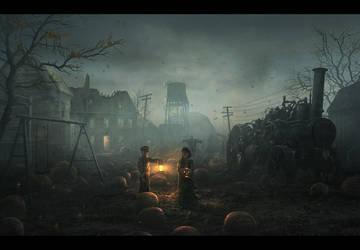 Alone by RadoJavor