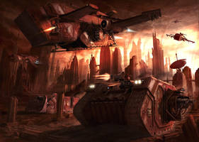 Space Marines by RadoJavor