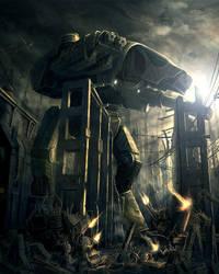 Titan by RadoJavor