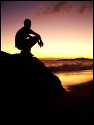 Alone He Waits by Crash1-TK