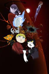 Renegades Poster 2 by azriel-black